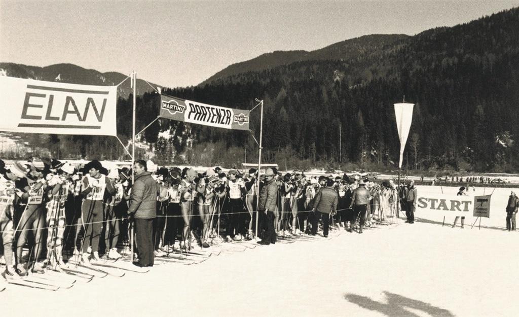 Tek treh dežel leta 1988. Prvič je na njem zmagal Slovenec, domačin Robert Kerštajn.